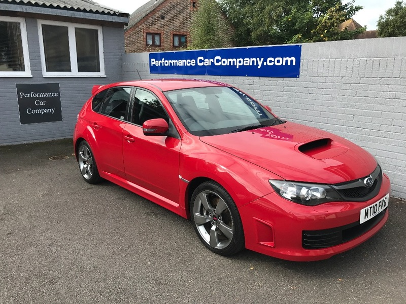 View SUBARU IMPREZA WRX STI 2.5 Hatchback 53000 Miles with FSH Prodrive Performance Pack