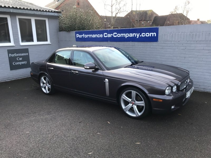 View JAGUAR XJ XJR 4.2 Supercharged 46000miles FSH DEPOSIT TAKEN-MORE REQUIRED