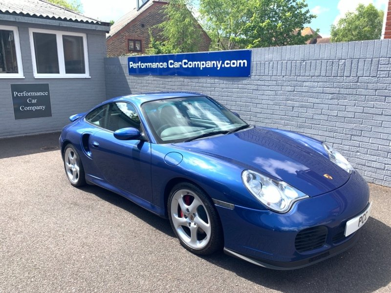 View PORSCHE 911 TURBO 996 Turbo Only 58120 miles Perfect Main Dealer History Totally Stunning 6 Speed