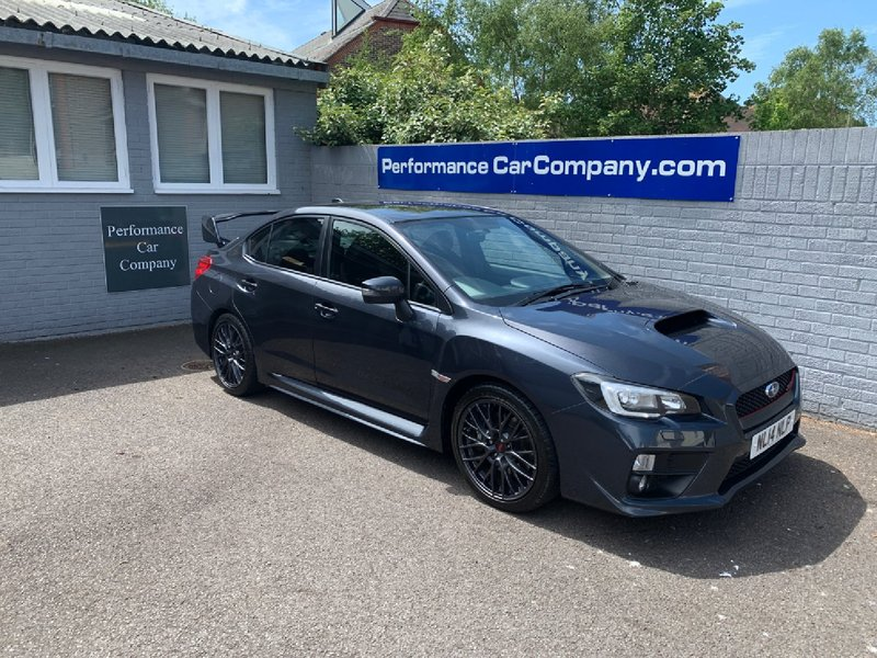 View SUBARU WRX STI  WRX STi Type UK 61800 miles FSH N0W-S0LD-MORE-REQUIRED