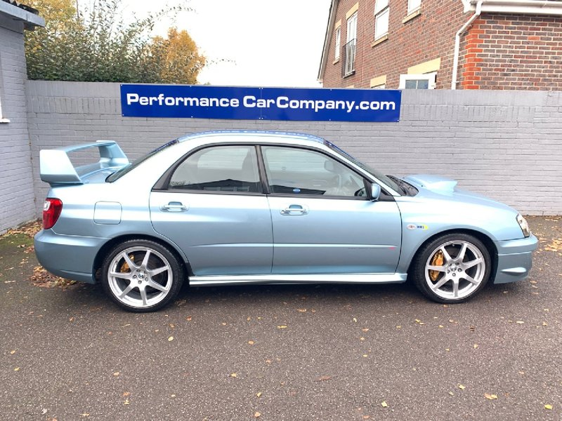 View SUBARU IMPREZA  WRX STi WR1 1 of 500 made 2 Owners FSH NOW-S0LD-MORE-REQUIRED