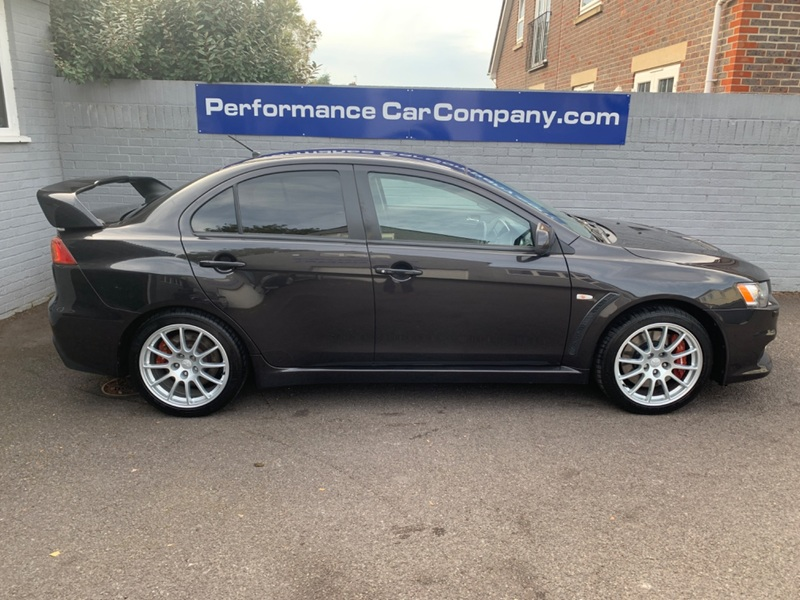 View MITSUBISHI LANCER EVOLUTION X GSR SST FQ330 62000miles FSH Sat Nav Bluetooth Rare Car