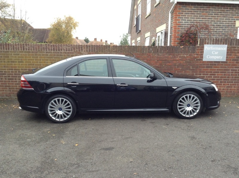 View FORD MONDEO ST220 ST 220 3.0 V6 Only 49000miles FSH Full Leather
