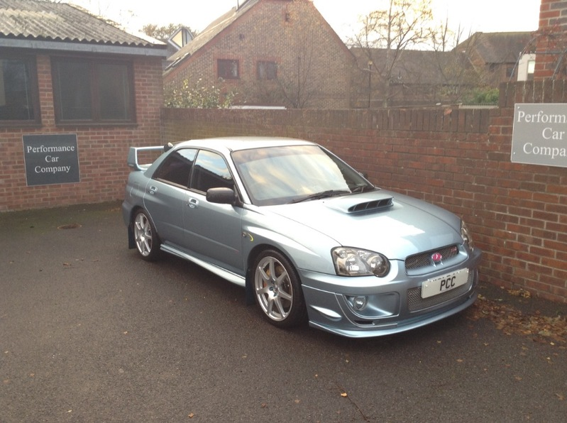 View SUBARU IMPREZA WR1 1 of 500 made and Only 41000miles FSSH Stunning Very Rare Car