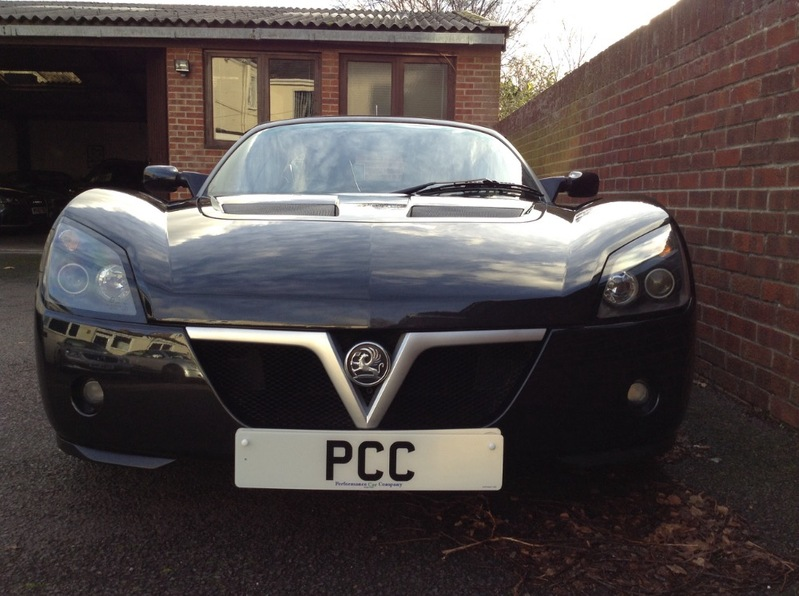 View VAUXHALL VX220 TURBO Only 12000 miles FSH Two Tone Leather Rare Car