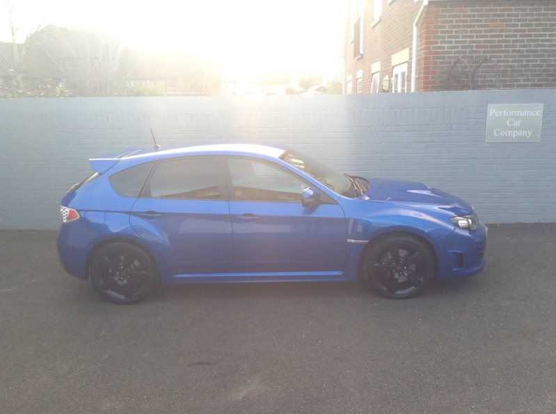 View SUBARU IMPREZA WRX STI 2.5 53000miles FSH Just serviced with new Cambelt  and