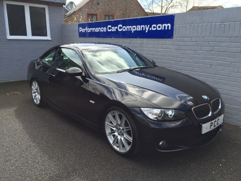 View BMW 3 SERIES 335I M SPORT 38000 Miles FBMWSH Silver Grey Leather
