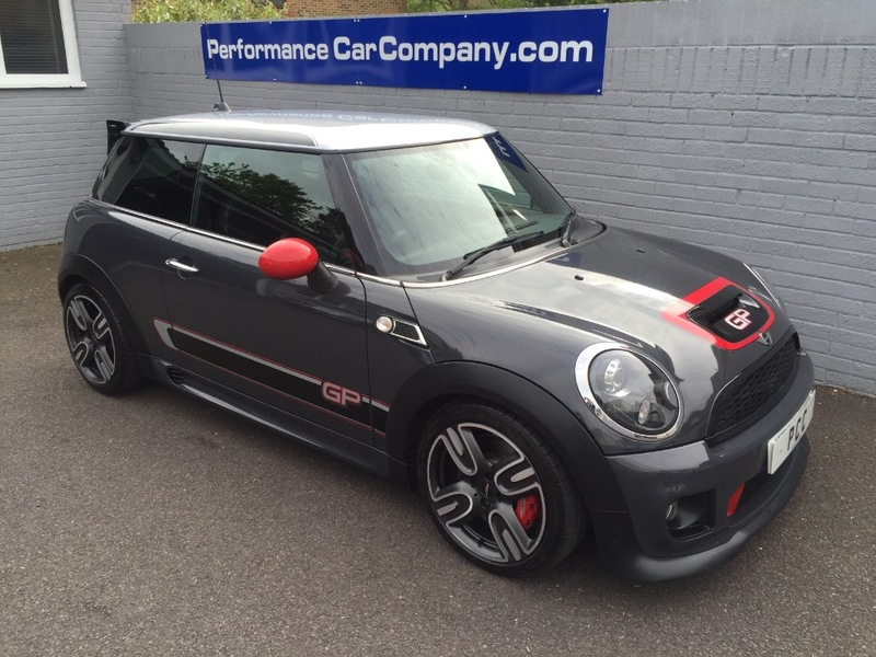 View MINI HATCH JOHN COOPER WORKS JCW GP 24000miles FMSH Recaro Race Style Seats