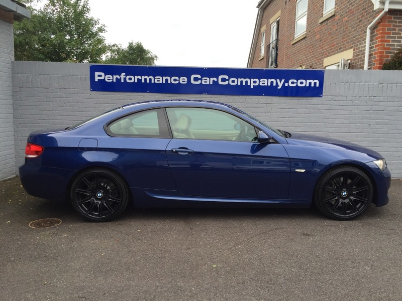 View BMW 3 SERIES 335I M SPORT 6 Speed Manual 63000miles FBMWSH 2 Owners