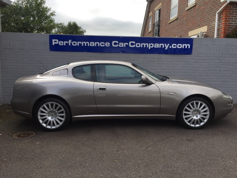 View MASERATI 4200 V8 CAMBIO CORSA 53000miles FMSH Full Electric Heated Leather